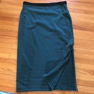 Women's Hanna Andersson pencil skirt